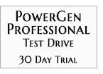 PowerGen - Test Drive